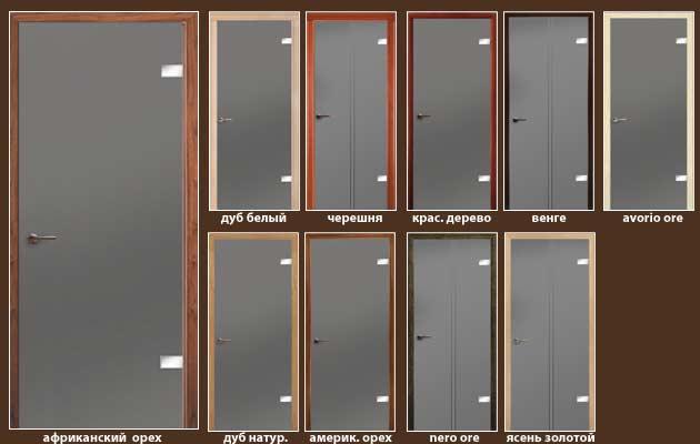 Каталог белорусских дверей для покупки в розницу